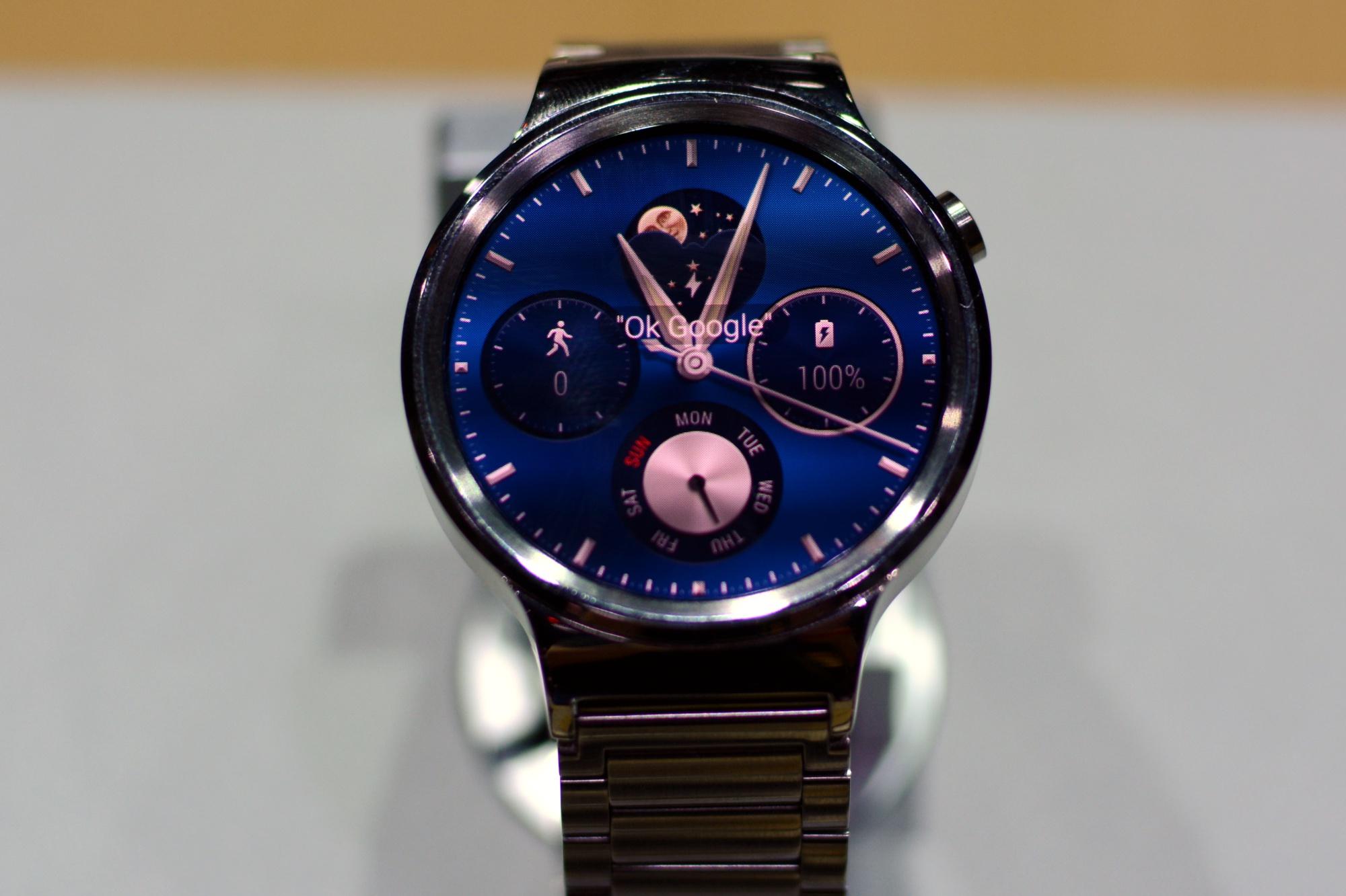 Huawei Watch to zdecydowanie nie jest tani chiński zegarek – znamy oficjalne ceny w Polsce