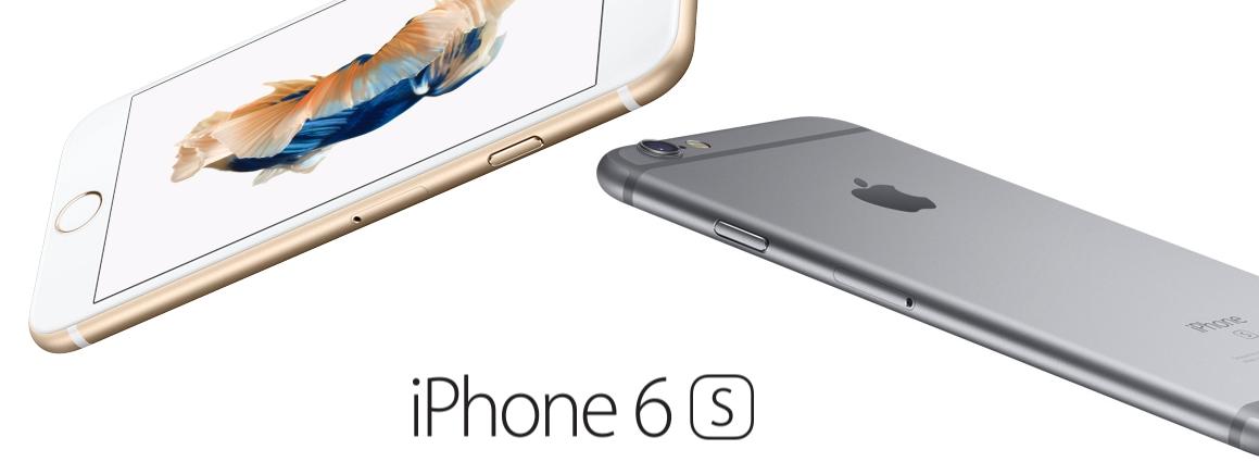 Oto nowe iPhone'y 6s i 6s Plus z – uwaga – 3D Touch!