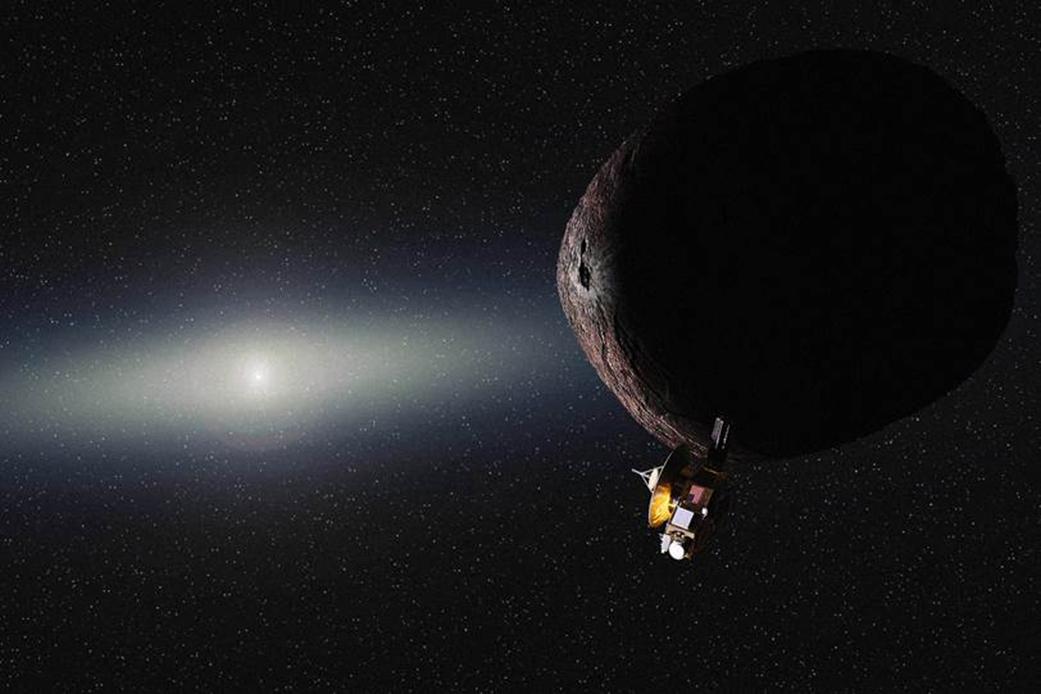 New Horizons rozpoczyna przesyłanie danych na Ziemię. Będzie to trwało… rok