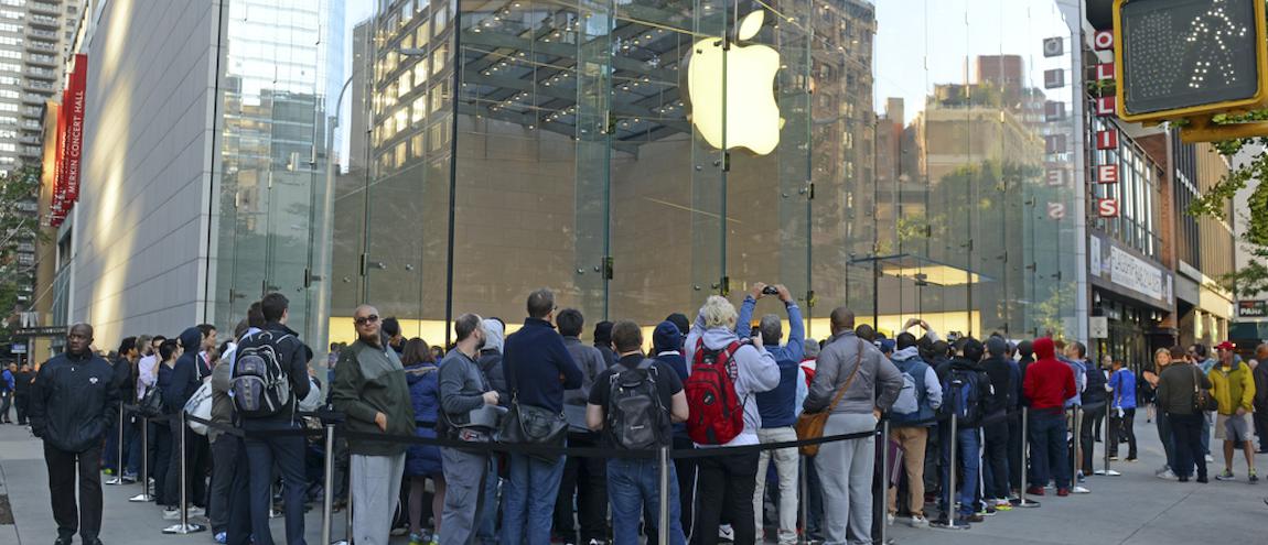 Jedziemy po iPhone'y 6s do Drezna, a ja mam kaca moralnego po zakupach w Apple Store