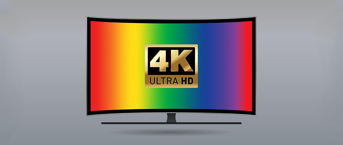 Nie inteligentne głośniki, nie gogle VR, ale telewizory 4K będą hitem bieżącego roku