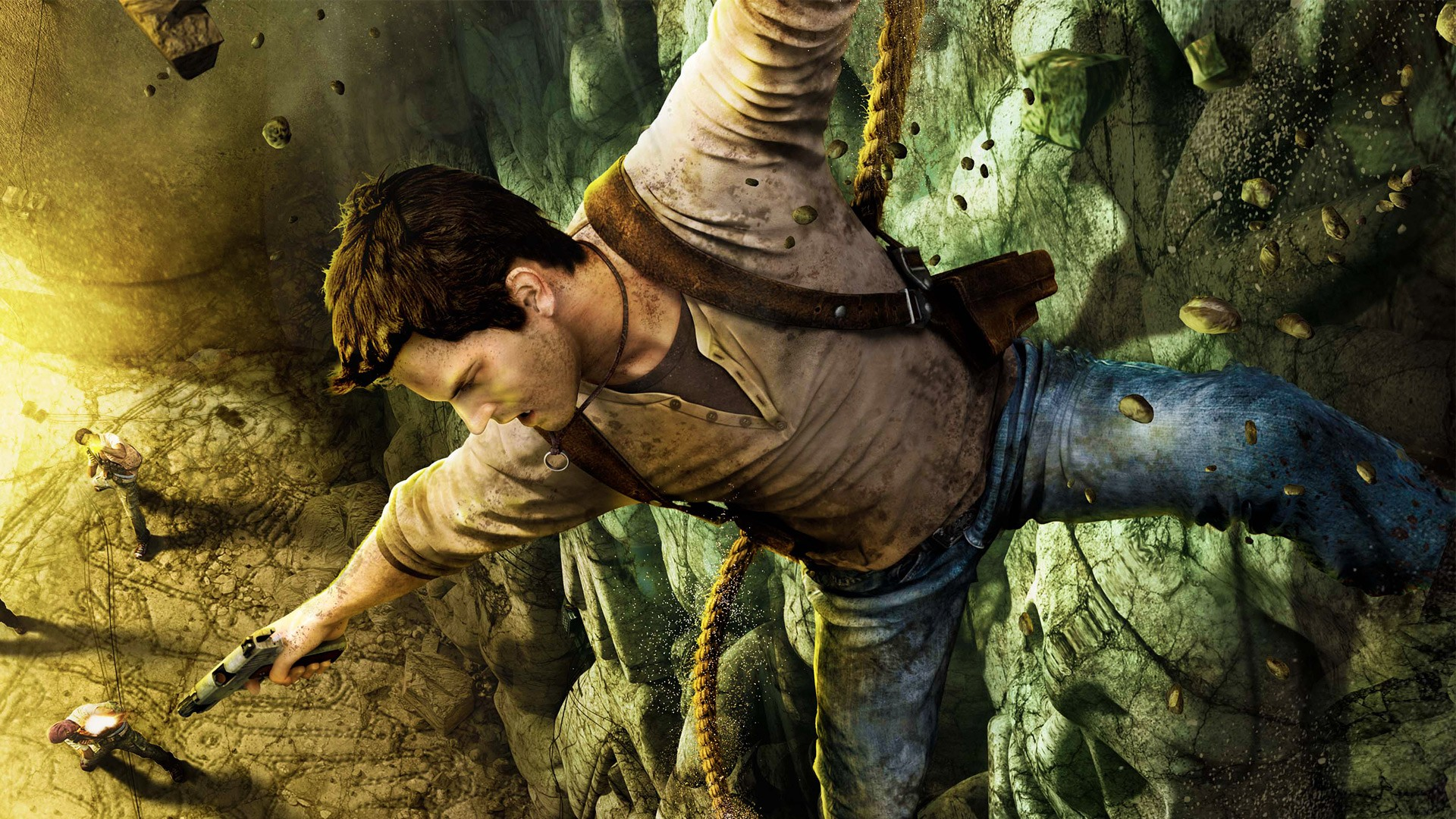 2020 r. z łowcą skarbów. PS Plus na styczeń to Uncharted: The Nathan Drake Collection i Goat Simulator