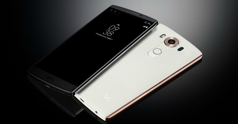 Nie można było tak od razu? LG V10 prezentuje się rewelacyjnie!
