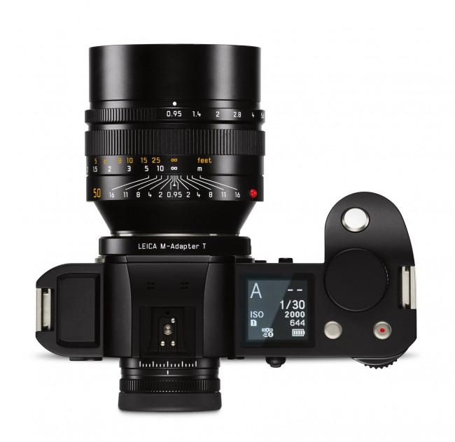 Leica SL_Leica Noctilux-M_top