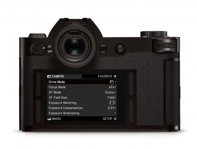 Leica SL_back_GUI Design
