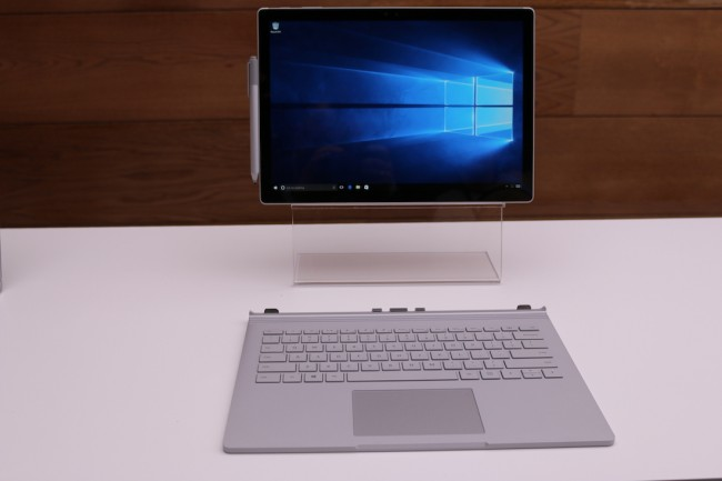 Surface Book, 2