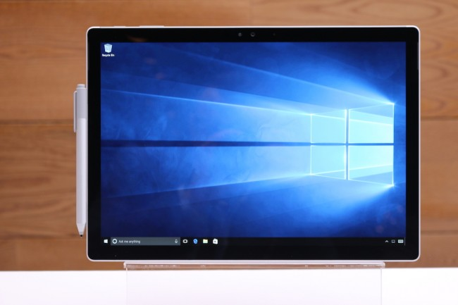 Surface Book, 5