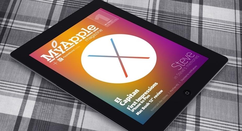 """MyApple wydaje anglojęzyczny magazyn i właśnie o nim rozmawiamy z Krystianem """"MacKozerem"""" Kozerawskim"""
