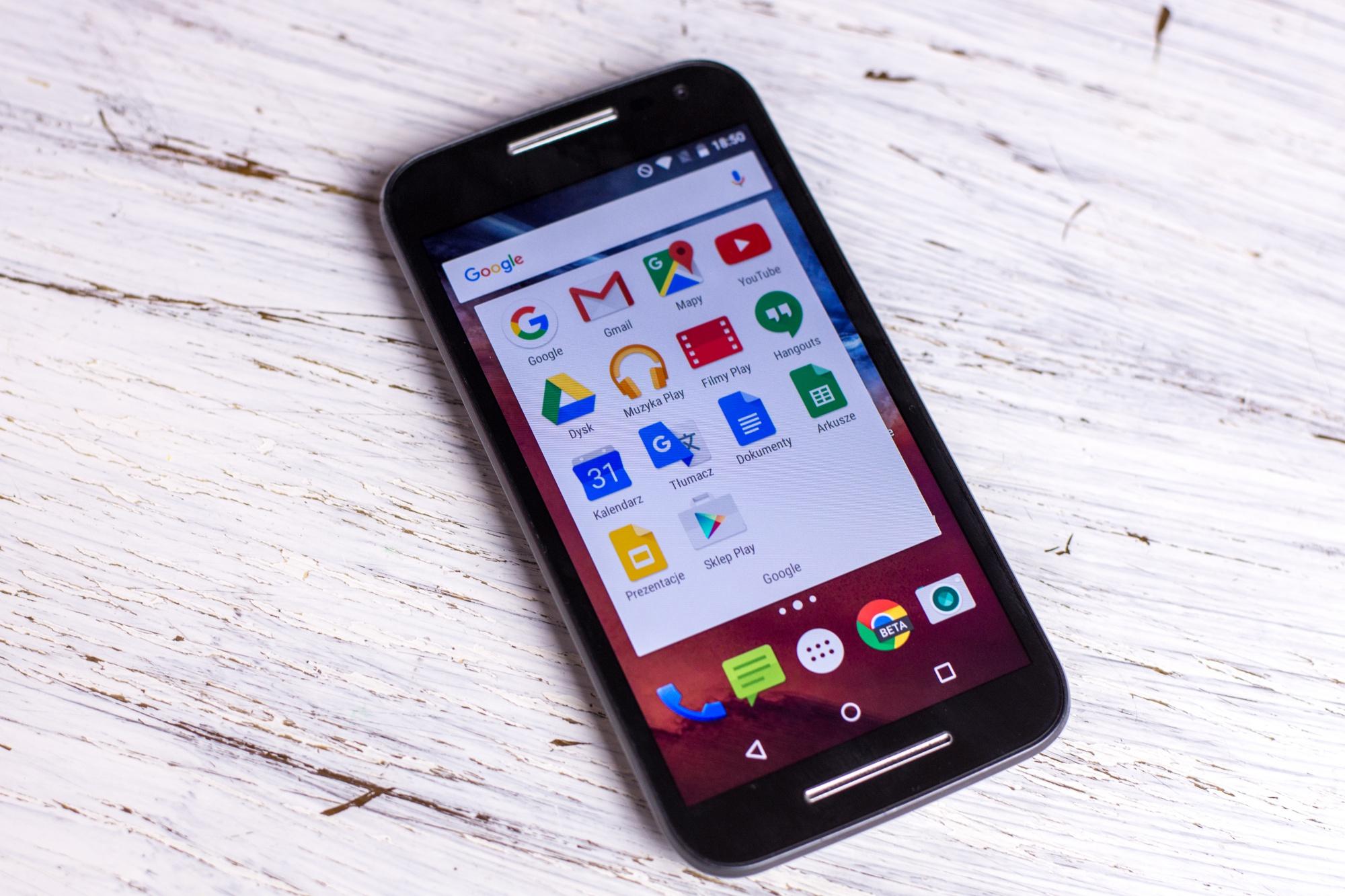 Mam nadzieję, że nie tak będzie wyglądać nowa Moto G4