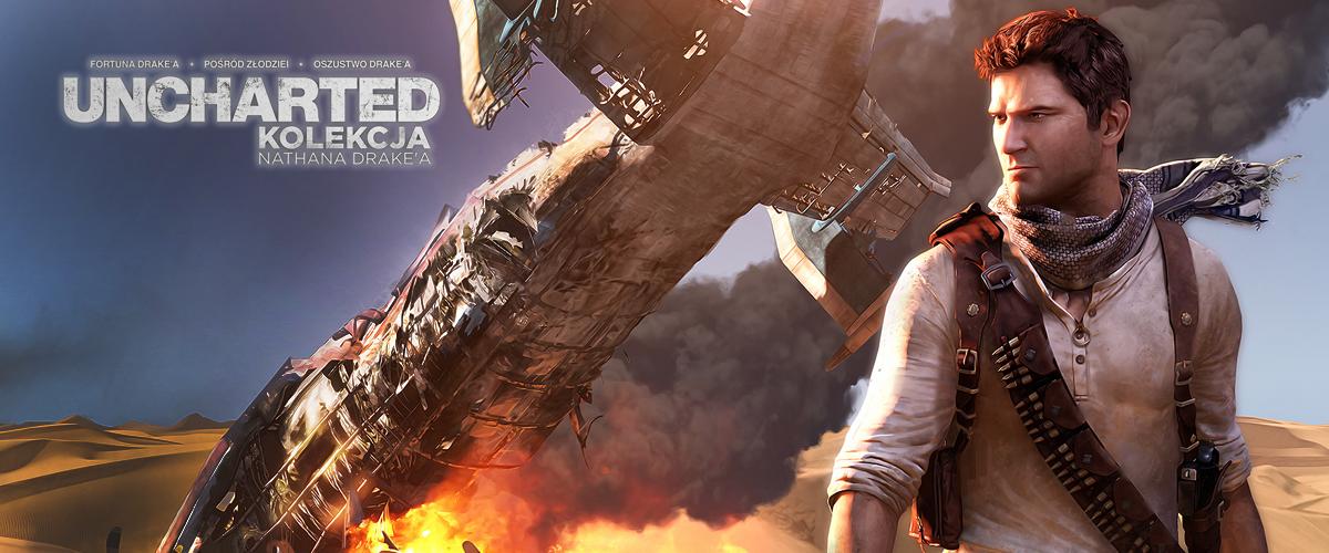 Uncharted: Kolekcja Nathana Drake'a – mega prezentacja zawartości z okazji polskiej premiery!