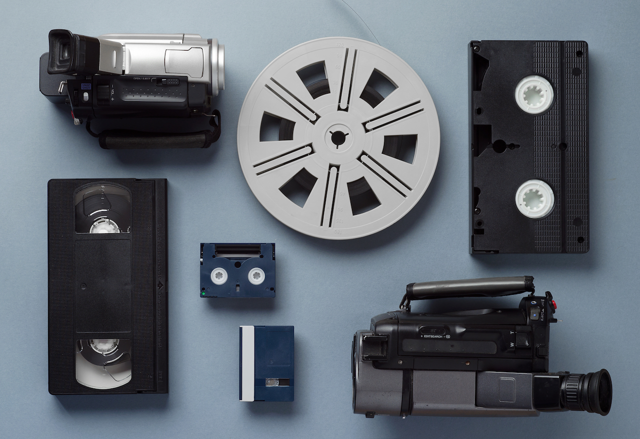 To już nie wróci: z wizytą na cmentarzyku, czyli historia wypożyczalni kaset i płyt