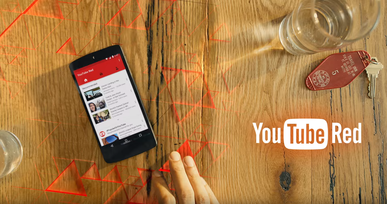 Oto jak YouTube chce zastąpić kina i telewizję