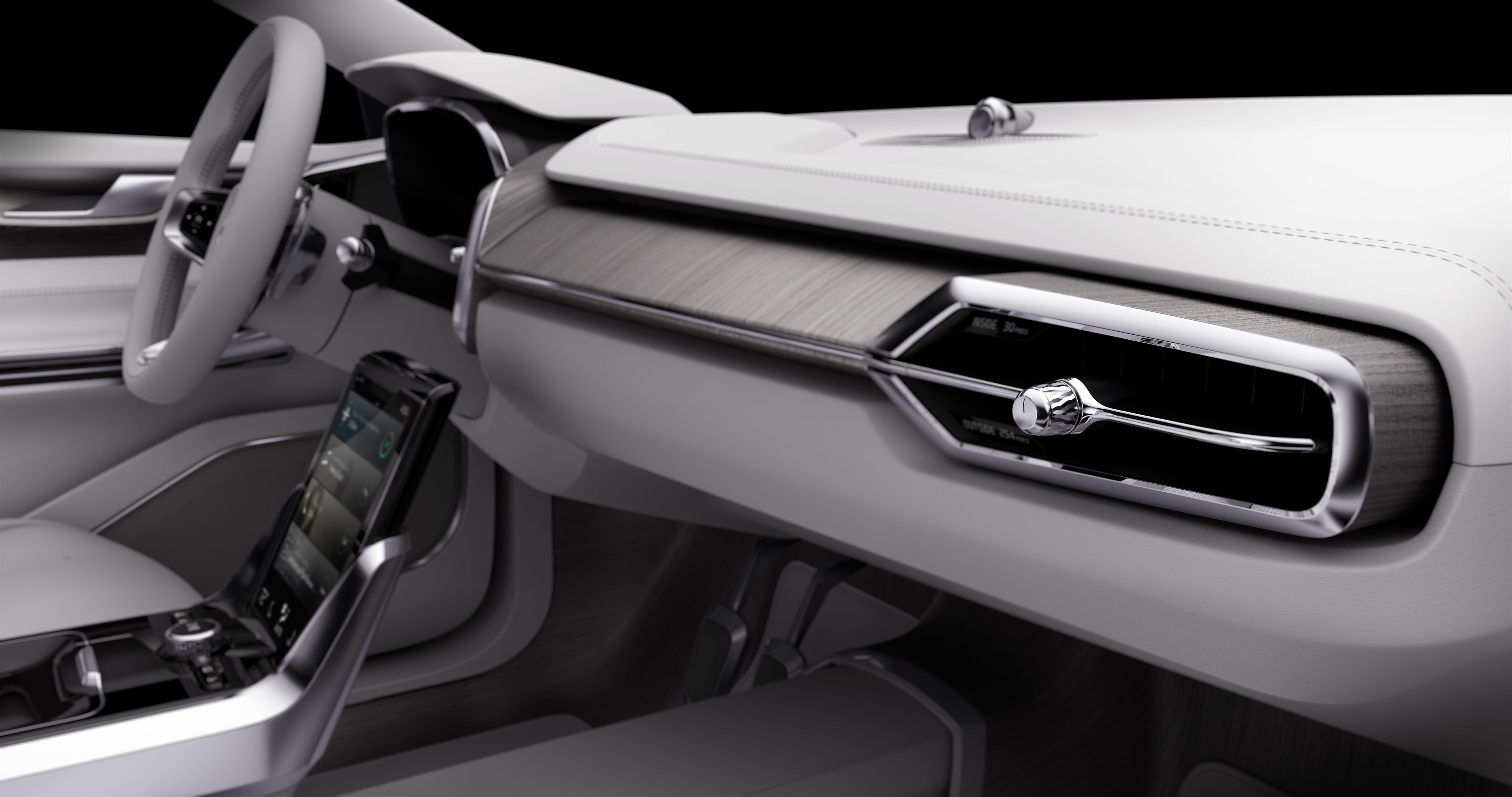 Niezwykły Concept 26, czyli przyszłość motoryzacji według Volvo