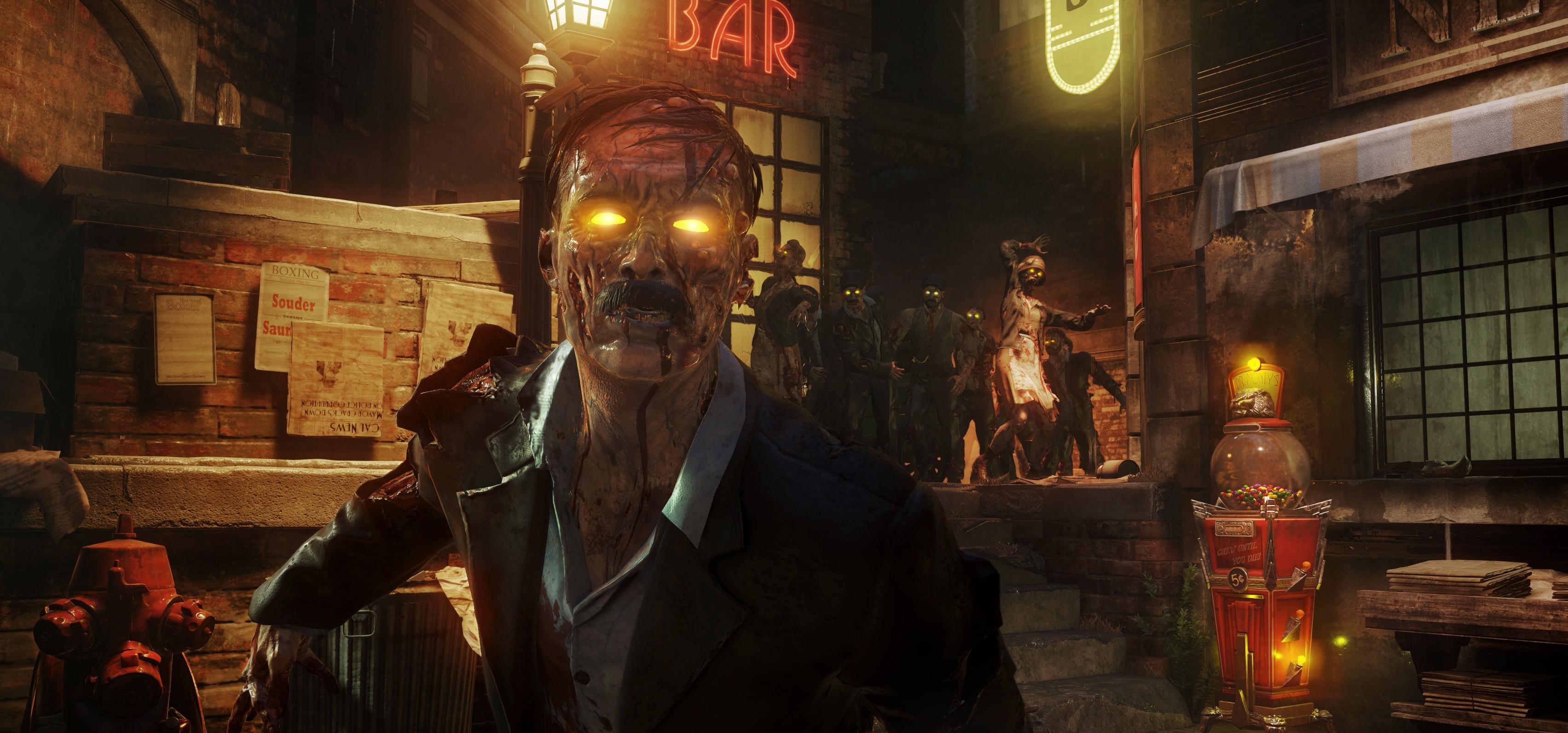 Call of Duty: Black Ops 3 – testujemy zupełnie nowy tryb Zombies. Lovecraft byłby dumny