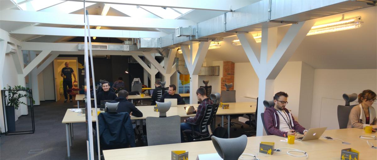 Google Campus Warsaw otwarty! Zaglądamy do środka – relacja Spider's Web
