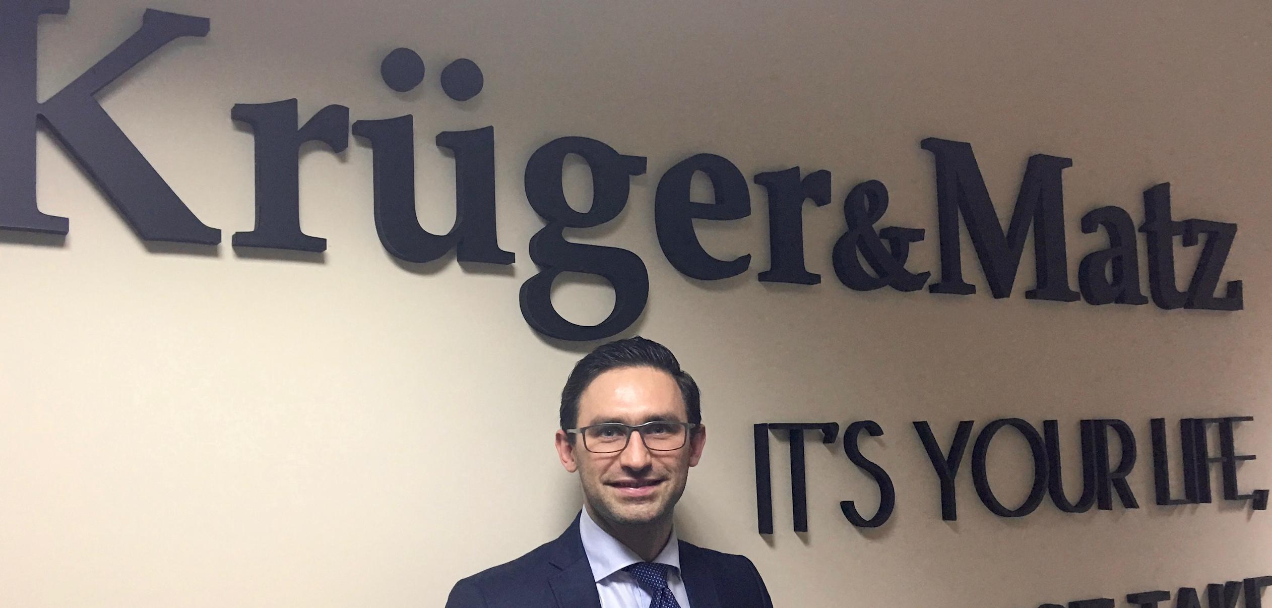 Gdy widzę, co się dzieje z GoCleverem, czy Prestigio, to wiem, że obraliśmy dobrą drogę – mówi Michał Leszek z Kruger&Matz