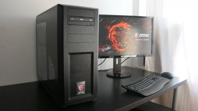 MSI Komputer