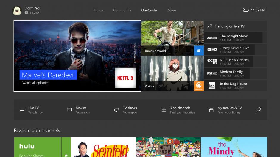 Możesz już pobrać Windows 10 na swojego Xbox One
