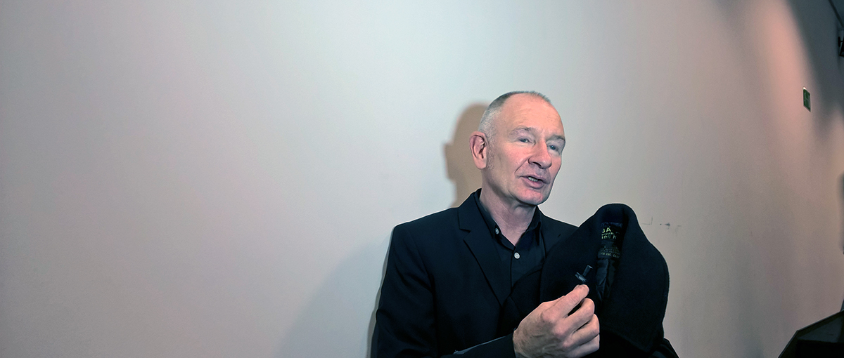 Paweł Edelman, wybitny filmowiec, gra na nosie nadętym kolegom z branży