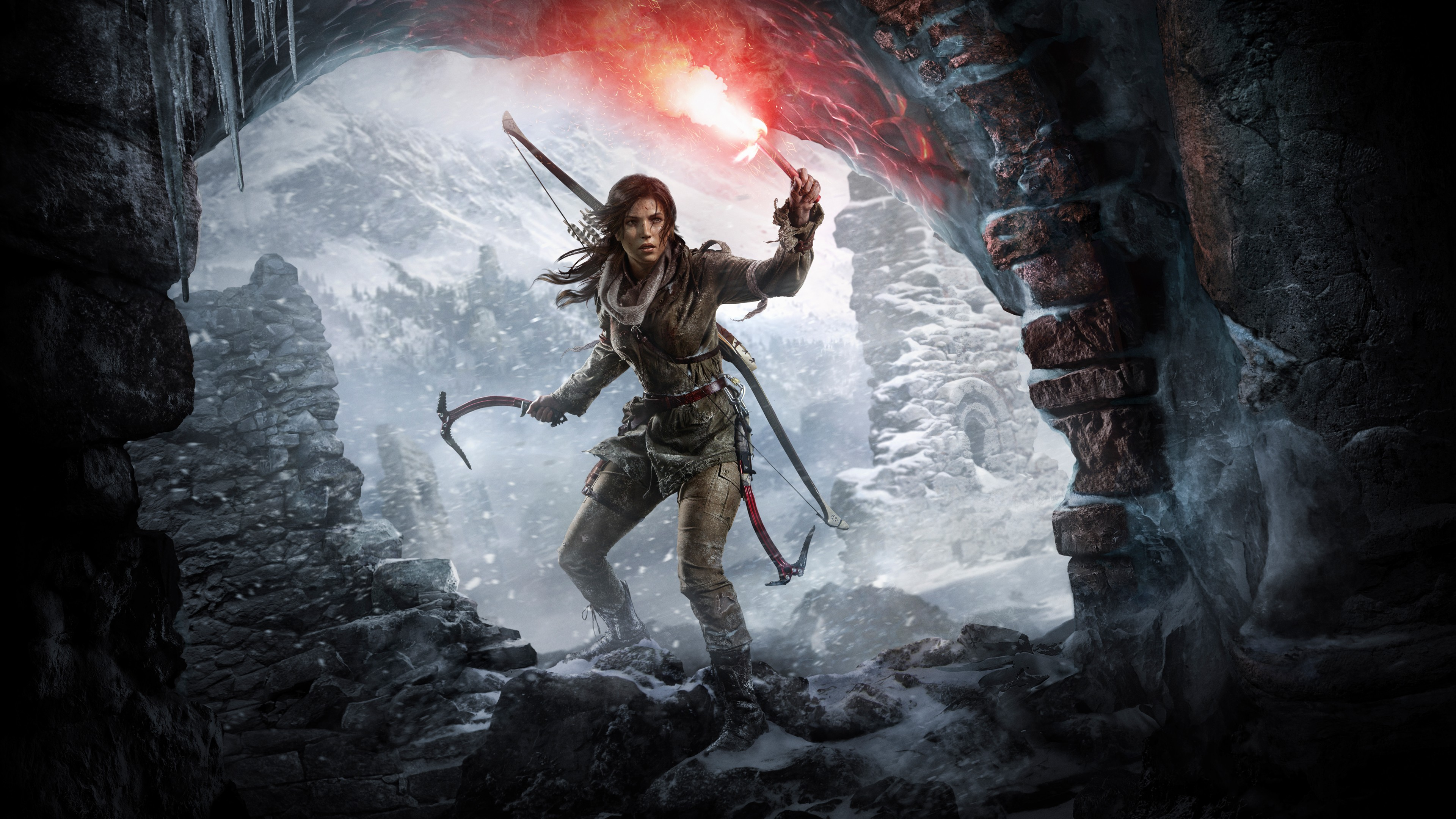 Majstersztyk. Cudo. Rewelacja. Rise of the Tomb Raider – recenzja Spider's Web