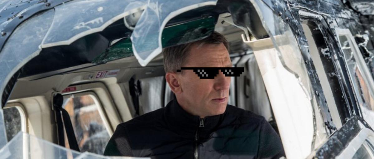 Gronkiewicz-Waltz i pojedynek na lufy z agentem 0,7 – właśnie tak chcę zapamiętać nowego Bonda