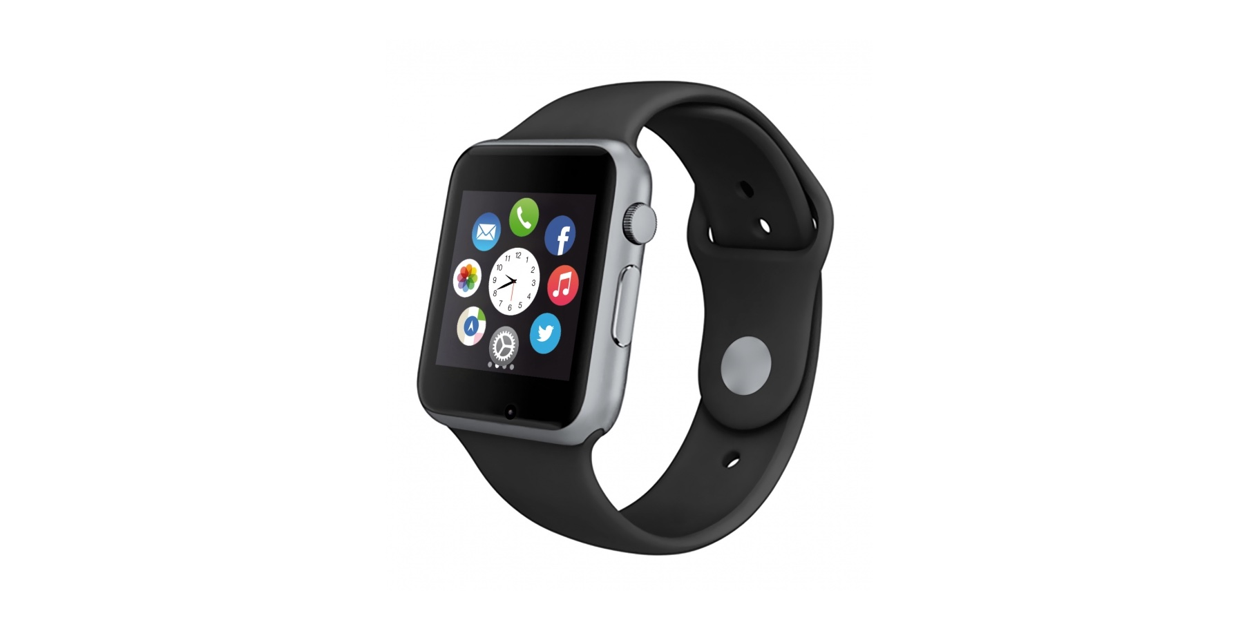Manta skopiowała Apple Watch. Niestety tylko z wyglądu