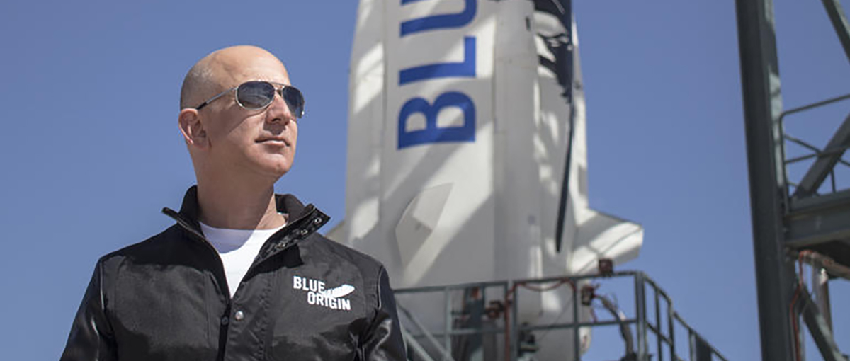 Sukces! Blue Origin przeprowadził udany test lądowania rakiety wielokrotnego użytku