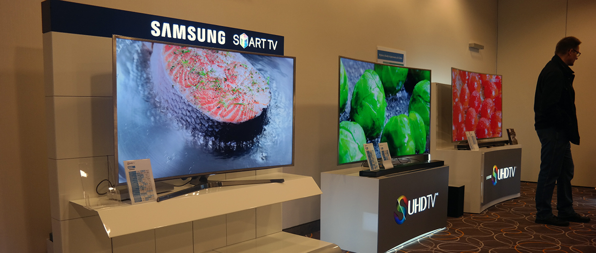 """Przyjdź na PGE Narodowy i sprawdź kwantową kropkę Samsunga oraz """"najlepsze słuchawki bezprzewodowe"""", jakie testował Spider's Web"""