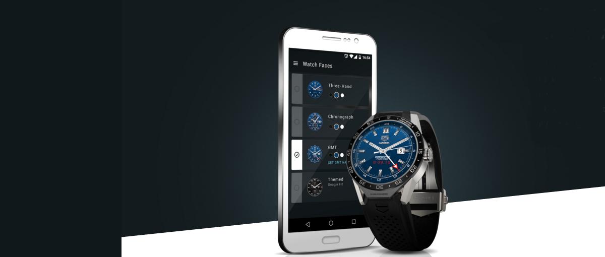 """Ten zegarek udowadnia, że słowa """"Android"""" i """"luksus"""" mogą iść w parze"""