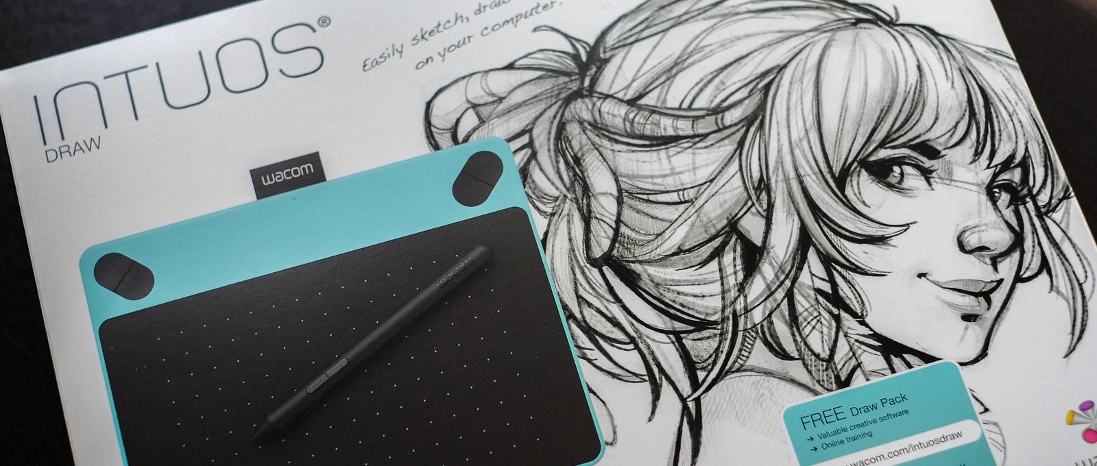 Świetny tablet graficzny może być tani. Wacom Intuos Draw – recenzja Spider's Web