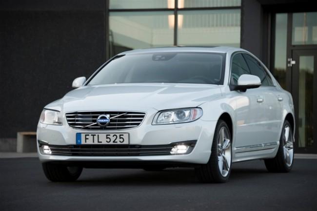Volvo S80 – model year 2016