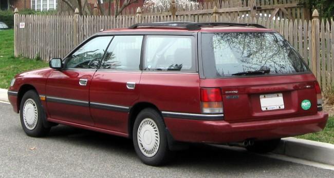 1st_Subaru_Legacy_wagon_–_03-16-2012_rear
