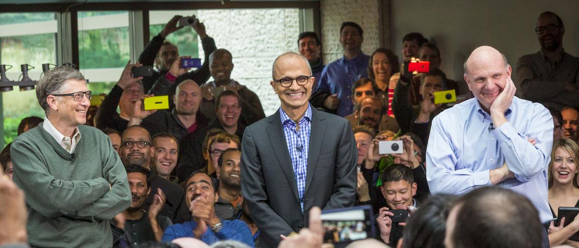 Microsoft i rynek konsumencki? Cała nadzieja w Androidzie