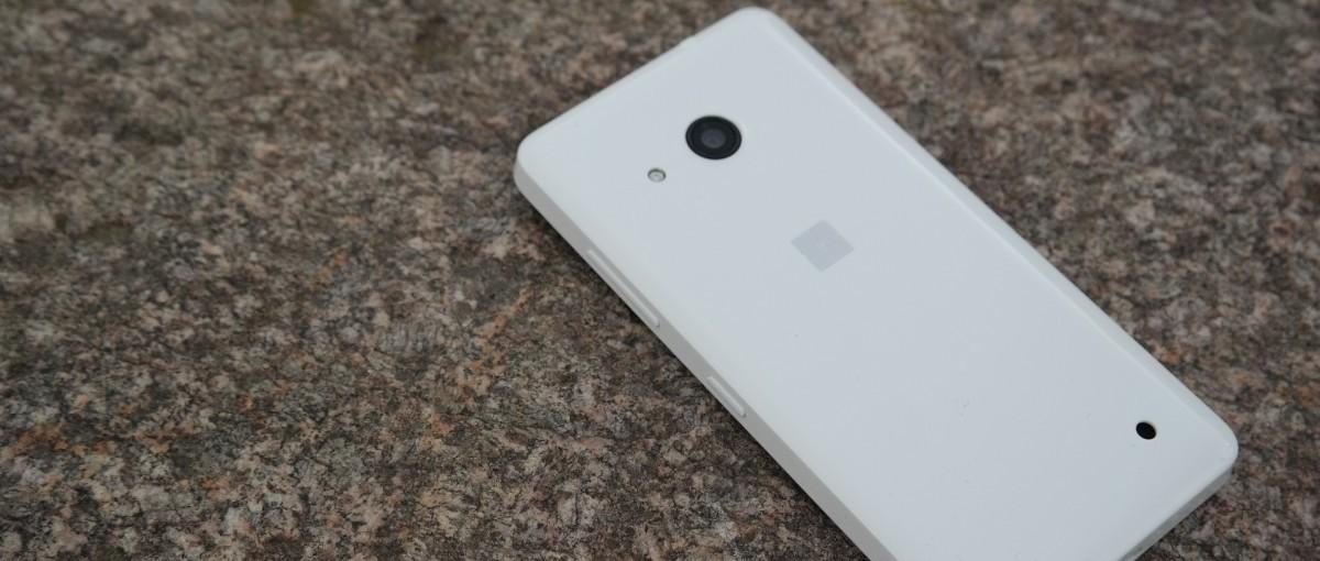 Oto najtańszy smartfon z Windows 10 na rynku. Microsoft Lumia 550 – pierwsze wrażenia Spider's Web