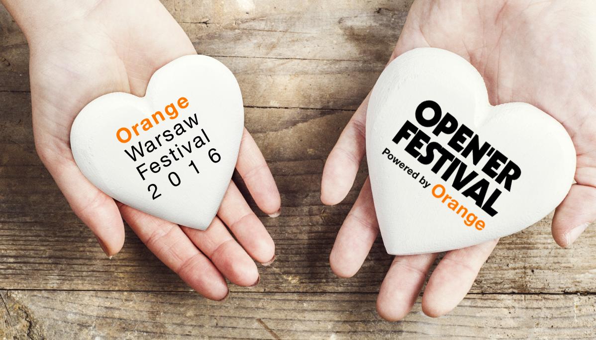 Fani Open'era i Orange Warsaw Festival, szykujcie się – przyszłoroczne edycje będą jeszcze bardziej niezwykłe