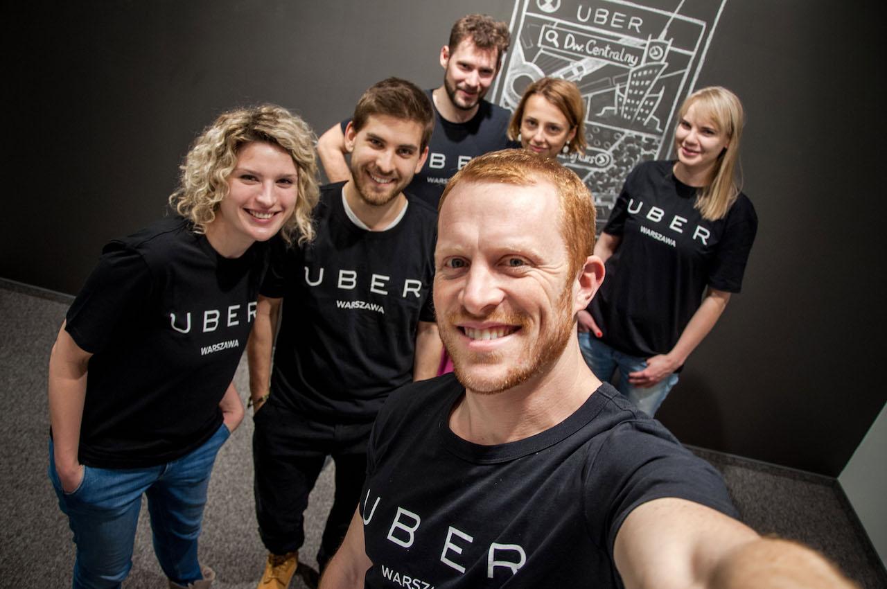 Uber wyrusza do kolejnych polskich miast – wiemy, do których