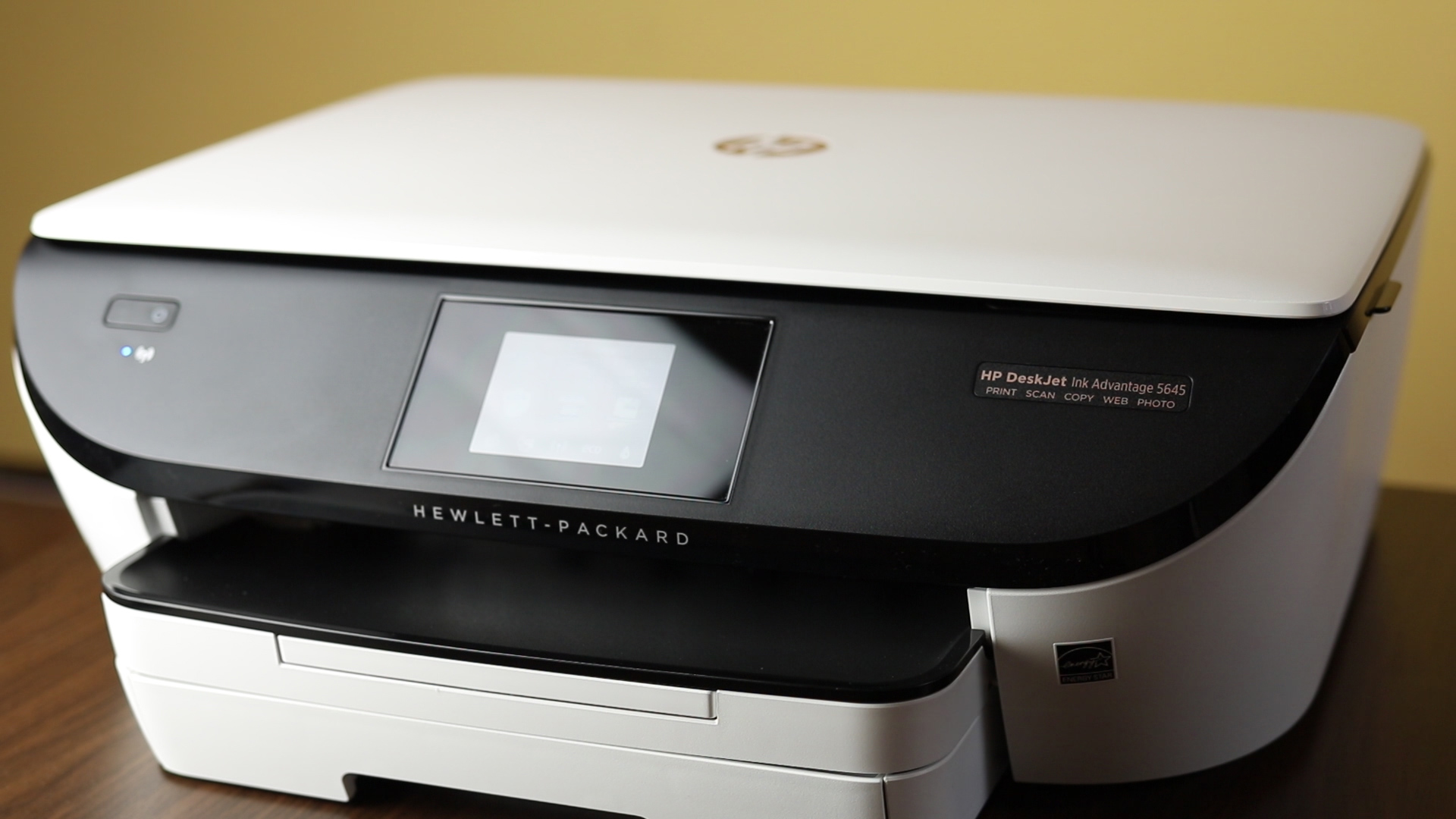 Uwolnij moc kreatywności! Wygraj jedną z czterech drukarek HP Ink Advantage 5645