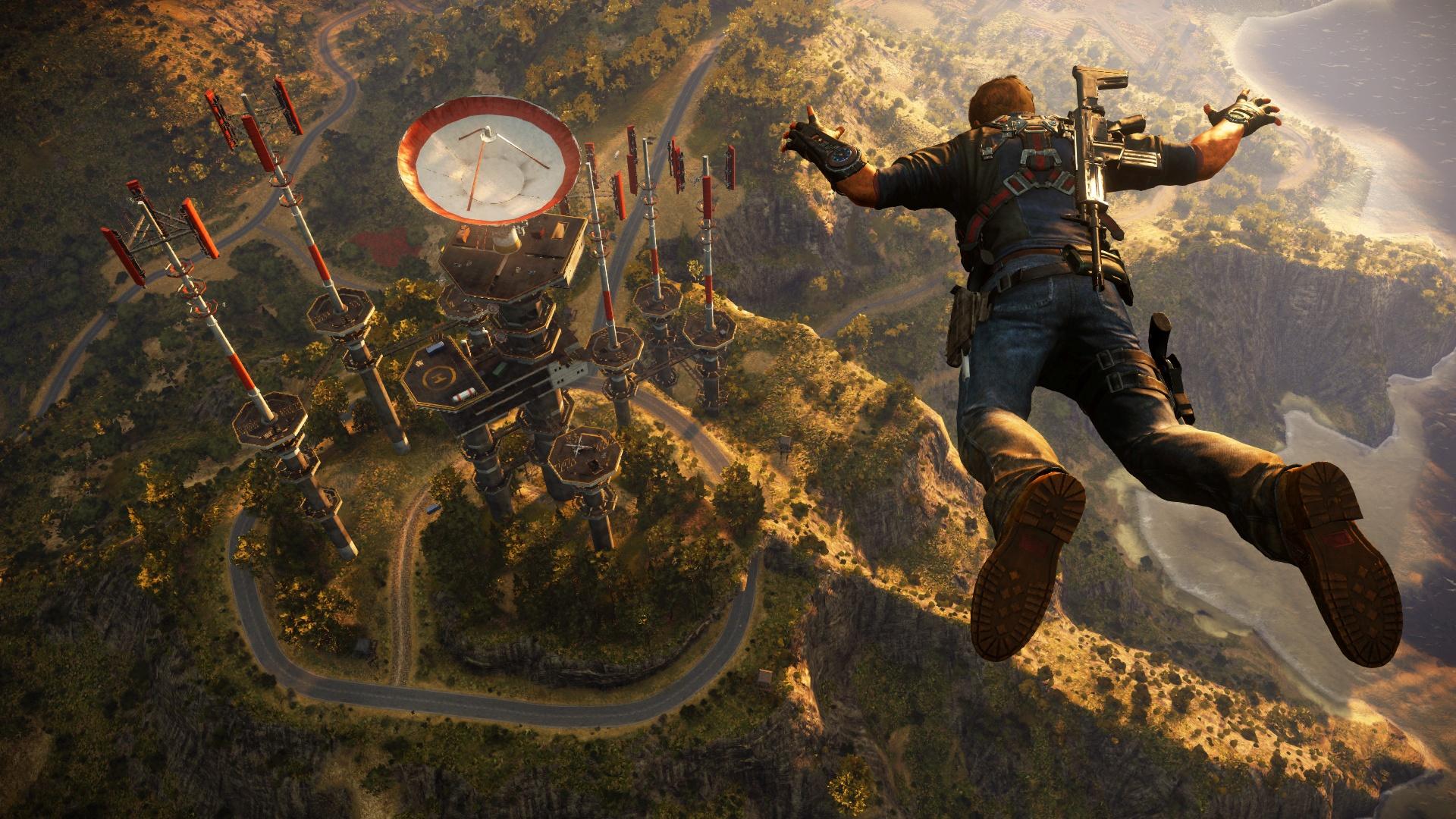 Just Cause 3 udało się to, czego nie potrafi ani Assassin's Creed, ani Mad Max