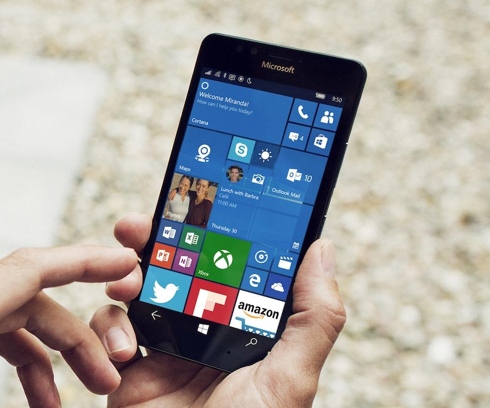 Mobilny Windows 10 nie ma powodów do kompleksów – recenzja Spider's Web