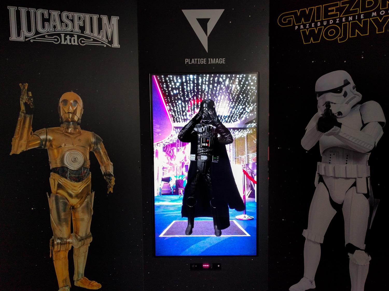 O tym, jak wcieliłem się dzisiaj w Lorda Vadera