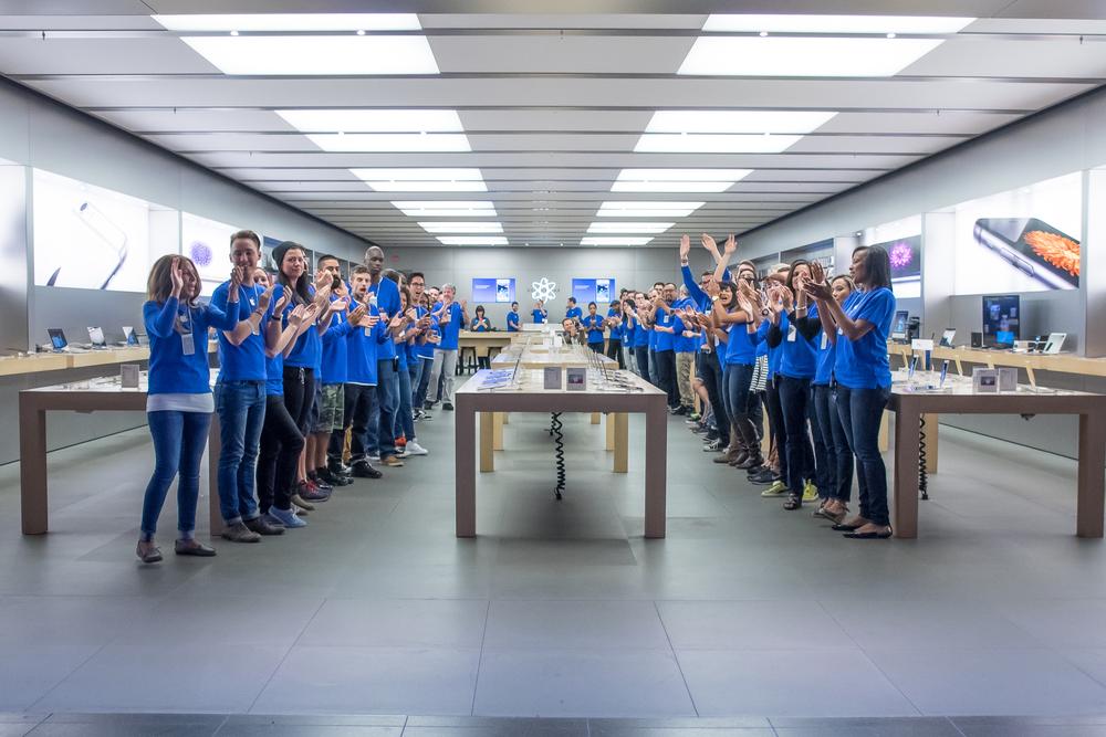 Idą słabsze czasy dla iPhone'a i Apple?