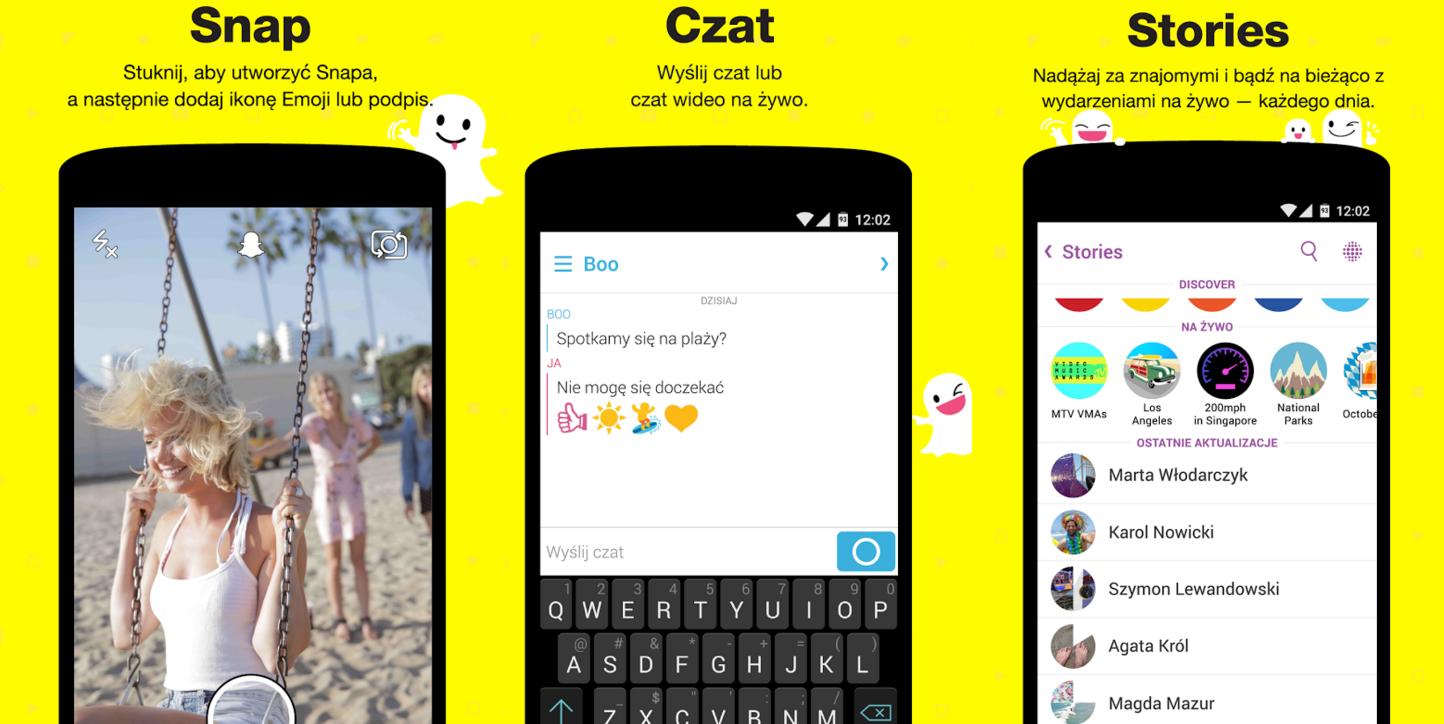 Snapchat dał czadu w 2015 roku, ale prawdziwy czas próby jeszcze przed nim