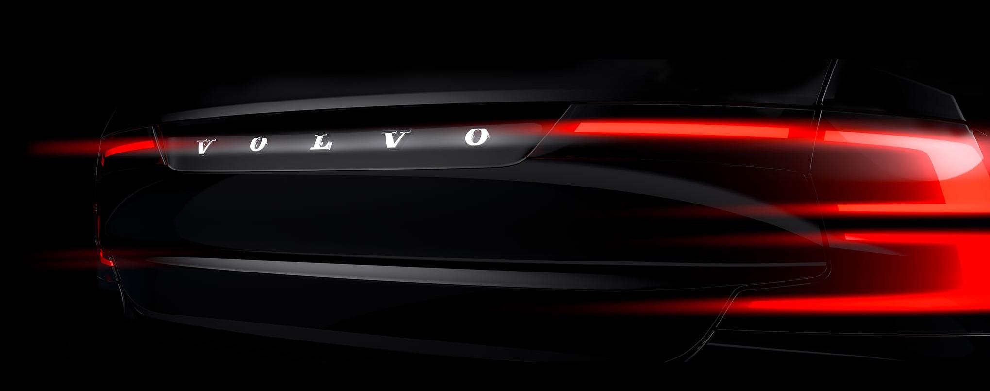 Oto i jest – zupełnie nowe Volvo S90. Wypakowane technologią po brzegi