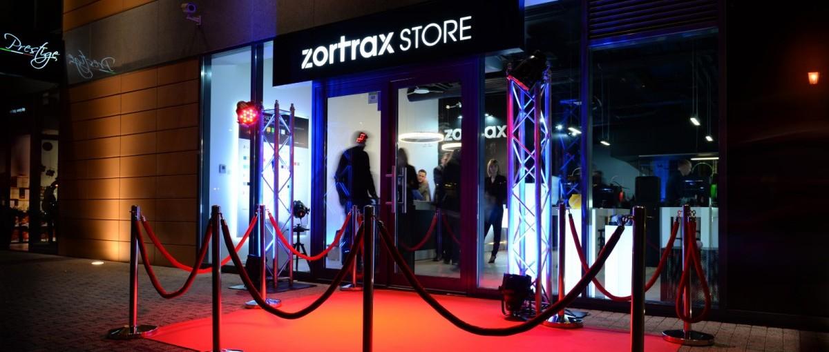 To tutaj zobaczysz najnowsze drukarki 3D w akcji. Witaj w Zortrax Store