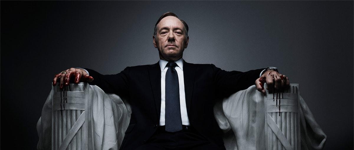 """Netflix udostępnił właśnie polskie napisy do trzech sezonów """"House of Cards"""". Tak… trzech"""