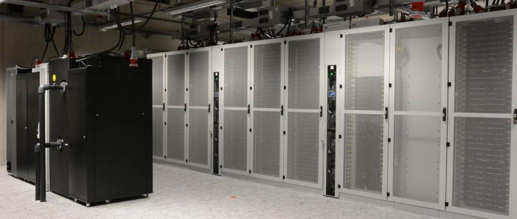 Widziałem Orła. Drugi najwydajniejszy superkomputer w Polsce, który przy okazji ogrzewa cały budynek