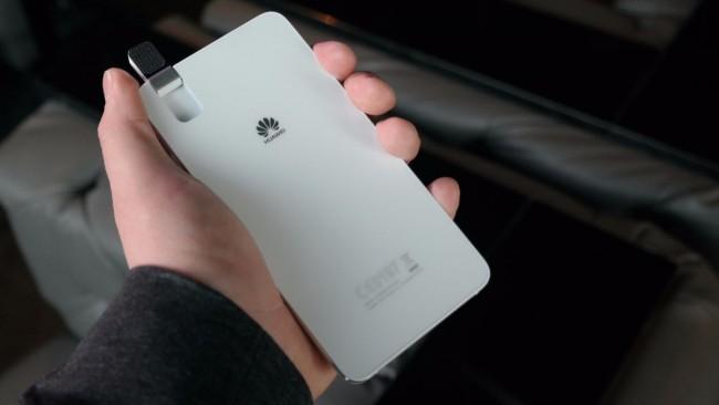 Huawei ShotX wygląd