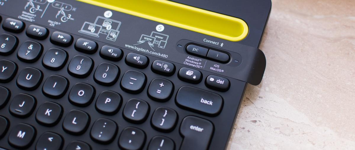 Klawiatury Bluetooth nie tylko na biurko. Logitech K480 i K380 – recenzja Spider's Web