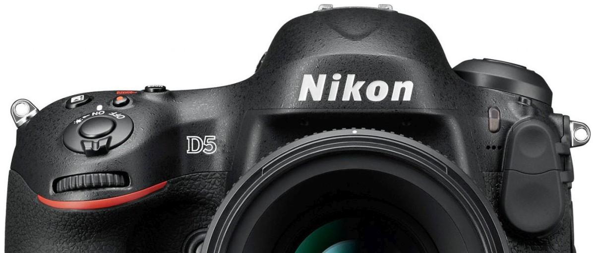 Wideo dnia: tak wygląda Nikon D5 podczas piorunującej serii zdjęć