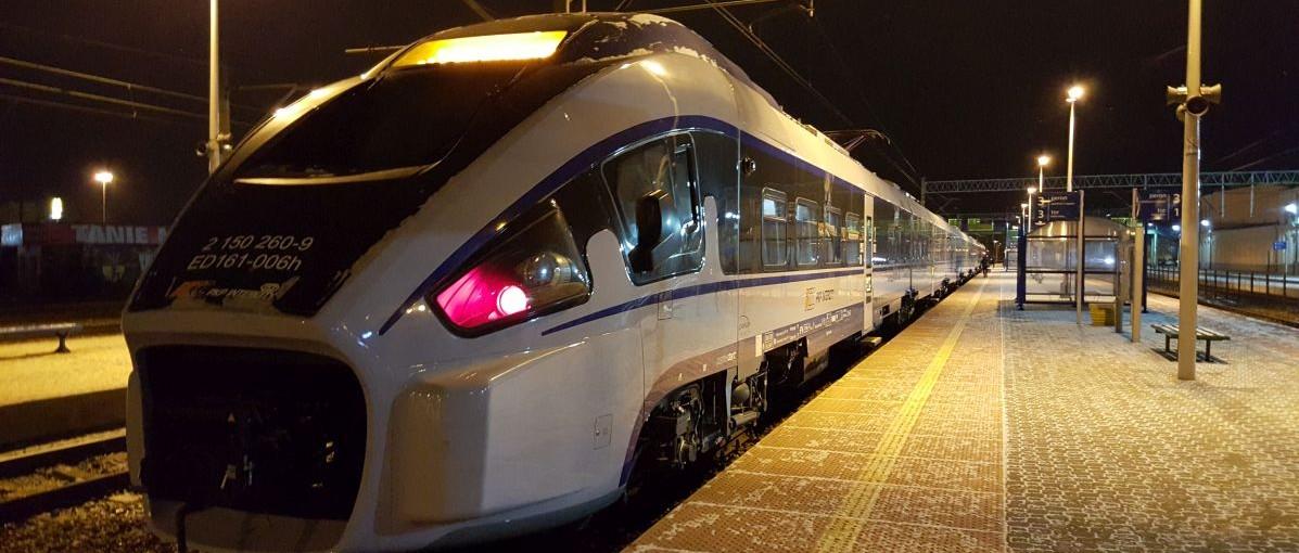Jechaliśmy polskim pociągiem Pesa Dart, godną alternatywą dla Pendolino